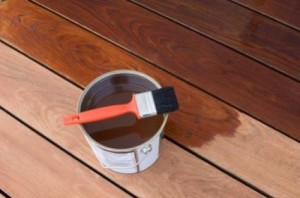 exterior painting deck